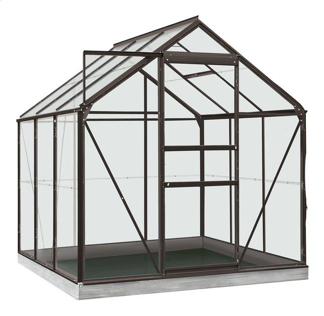 Image pour ACD Serre Intro Grow Daisy 3,8 m² anthracite à partir de DreamLand
