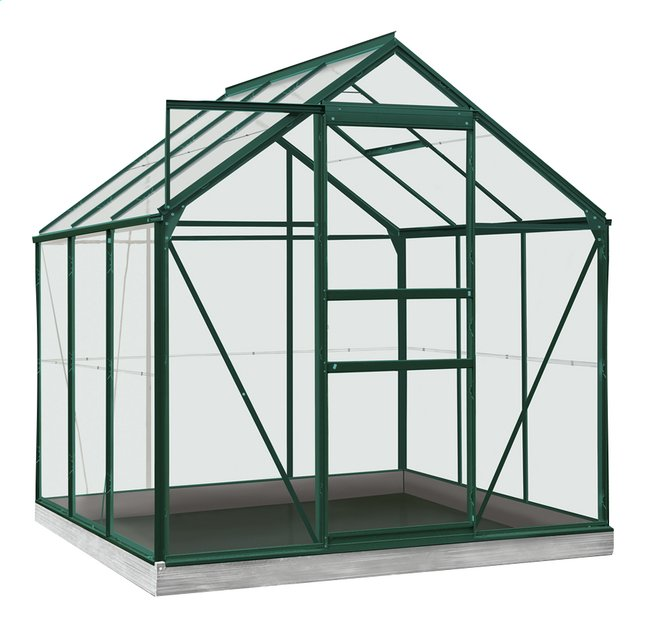 Afbeelding van ACD Serre Intro Grow Daisy 3.8 m² groen from DreamLand