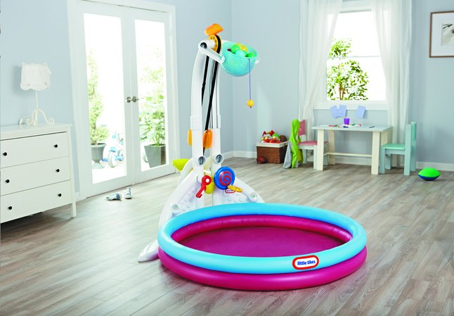 Little Tikes piscine pour enfants Drop Zone