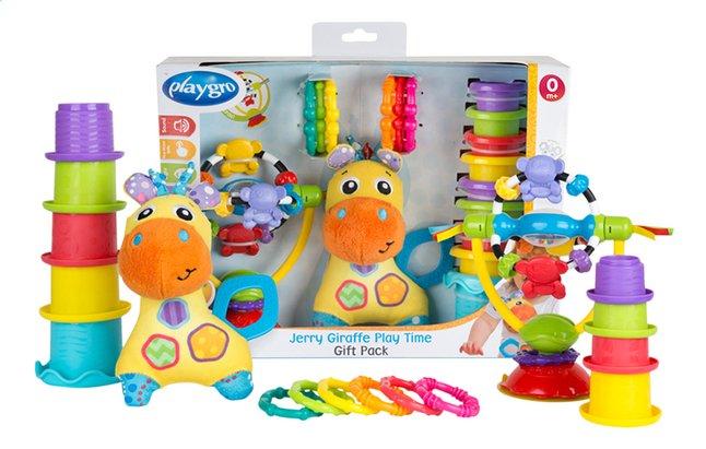 Afbeelding van Playgro activiteitenspeeltje Jerry Giraffe from DreamLand