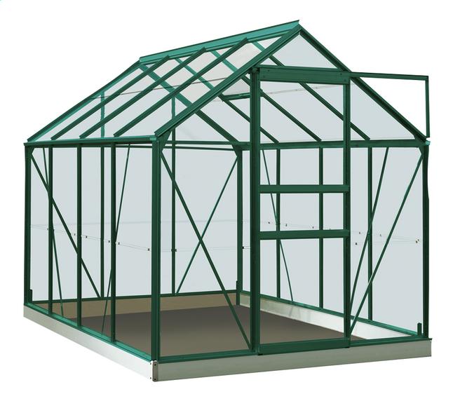 Afbeelding van ACD Serre Intro Grow Ivy 5 m² groen from DreamLand