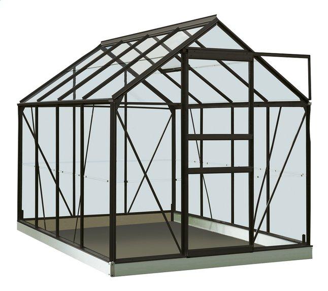 Image pour ACD Serre Intro Grow Ivy 5 m² noir à partir de DreamLand