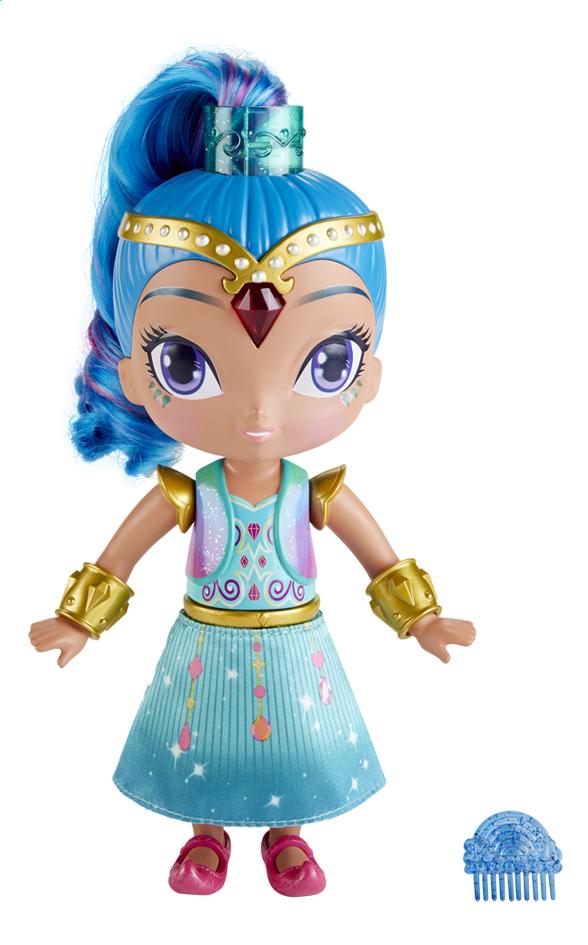 Image pour Fisher-Price poupée Shimmer & Shine Transformation magique Shine à partir de DreamLand