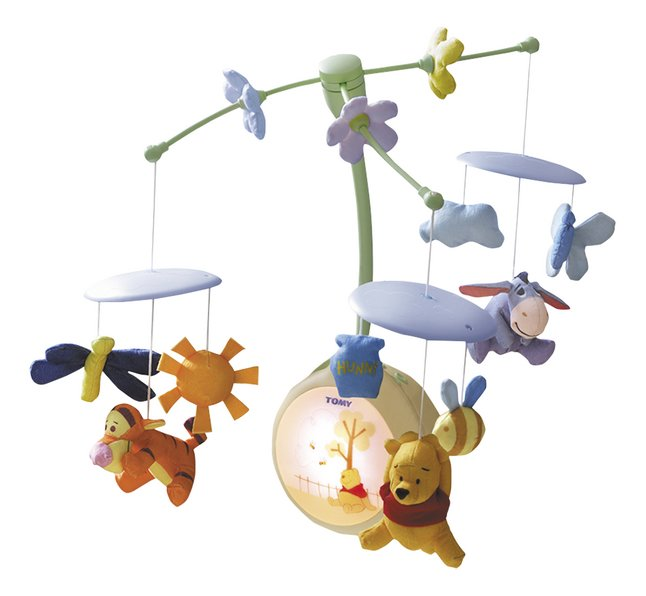 Image pour Tomy mobile musical Winnie l'Ourson à partir de DreamLand