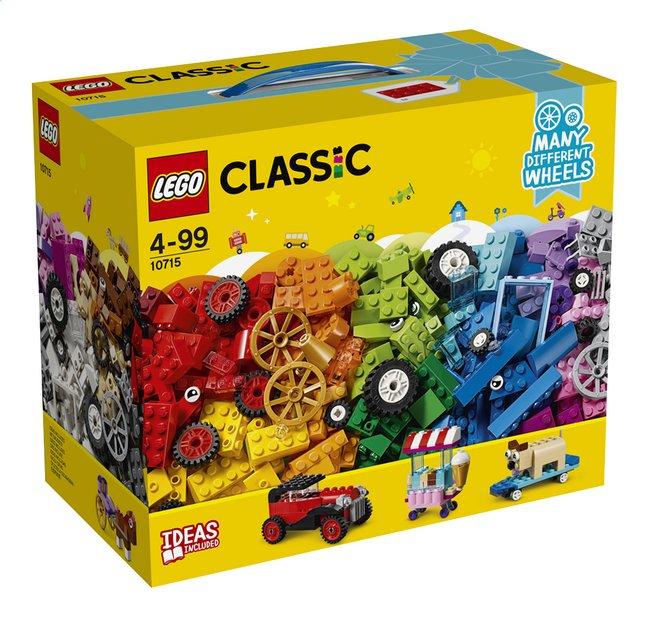 Afbeelding van LEGO Classic 10715 Stenen op wielen from DreamLand