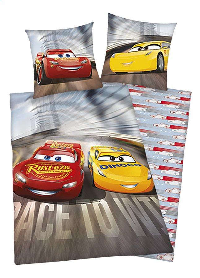 Housse de couette Disney Cars 3 flanelle 140 x 200 cm | DreamLand on