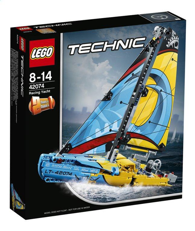Afbeelding van LEGO Technic 42074 Racejacht from DreamLand