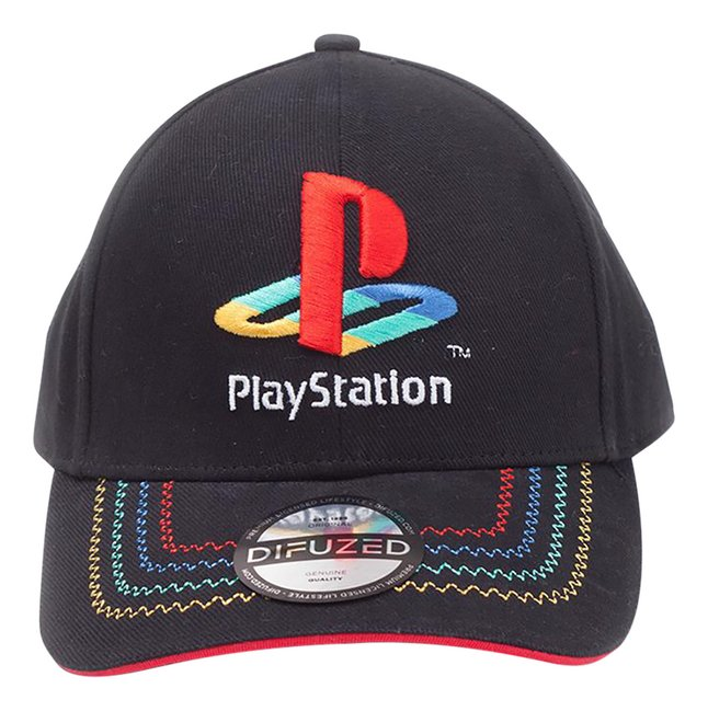 Pet PlayStation retro logo