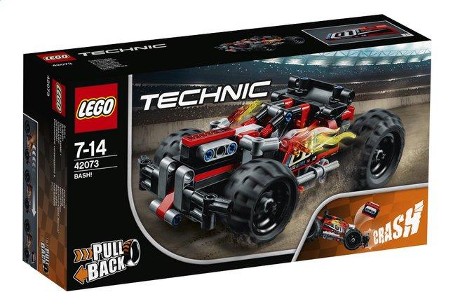 Afbeelding van LEGO Technic 42073 BASH! from DreamLand
