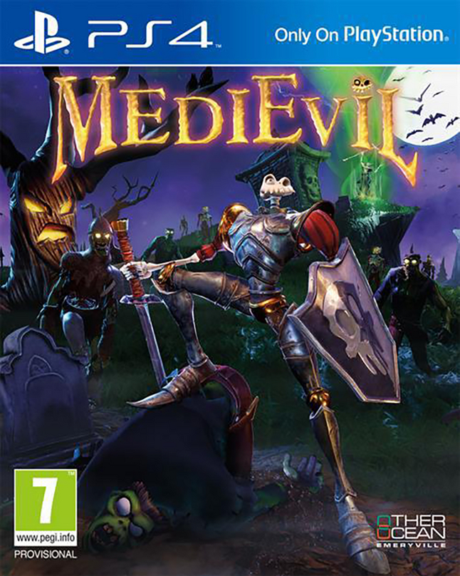 Afbeelding van PS4 MediEvil ENG/FR from DreamLand