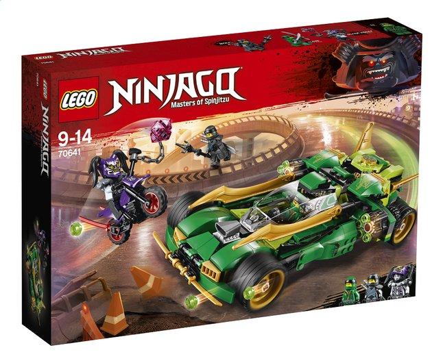 Afbeelding van LEGO Ninjago 70641 Ninja Nachtracer from DreamLand