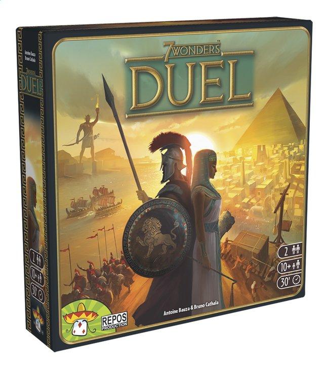 Image pour 7 Wonders - Duel à partir de DreamLand