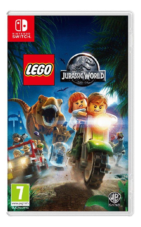 Nintendo Switch Lego Jurassic World FR/NL