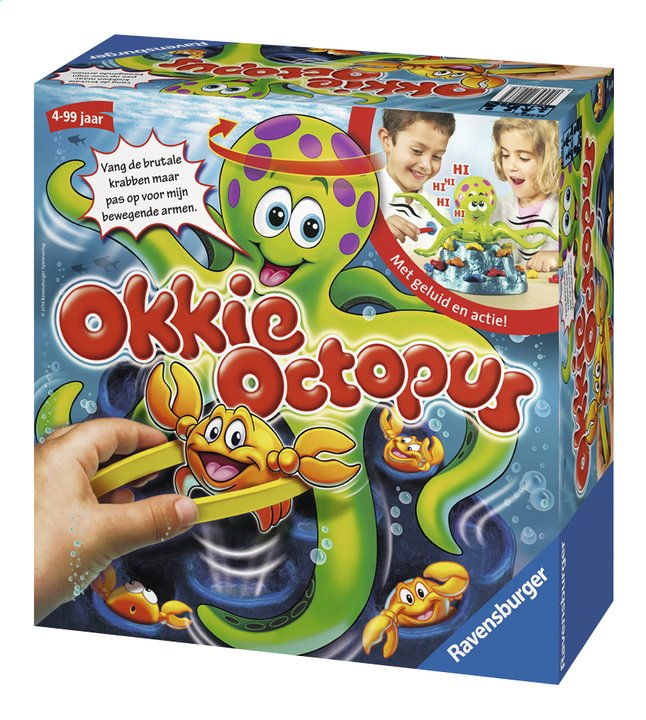Image pour Okkie Octopus NL à partir de DreamLand