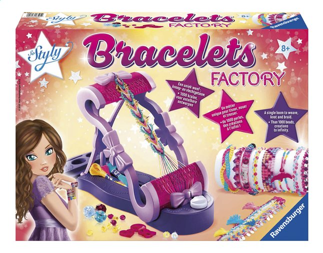 Afbeelding van Ravensburger So Styly Bracelets Factory from DreamLand