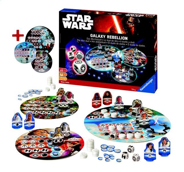 Image pour Star Wars Galaxy Rebellion - Le duel de dés à partir de DreamLand