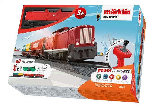 Märklin My World coffret de démarrage Train de marchandises