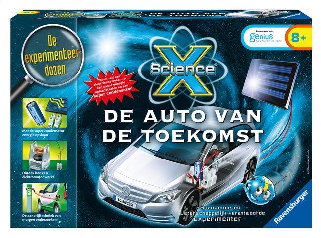 Afbeelding van Ravensburger Science X: Auto van de toekomst from DreamLand