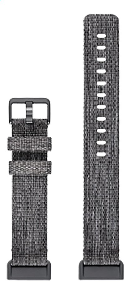 Afbeelding van Fitbit armband band voor Charge HR 3 L charcoal from DreamLand