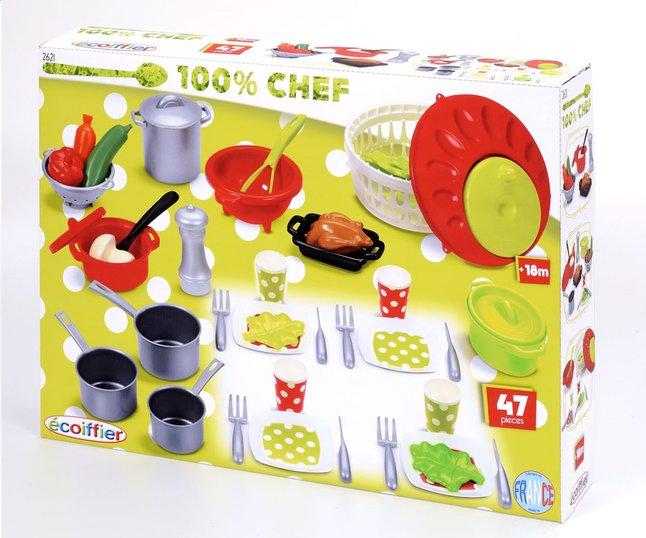 Image pour Écoiffier accessoires de cuisine 100% chef à partir de DreamLand