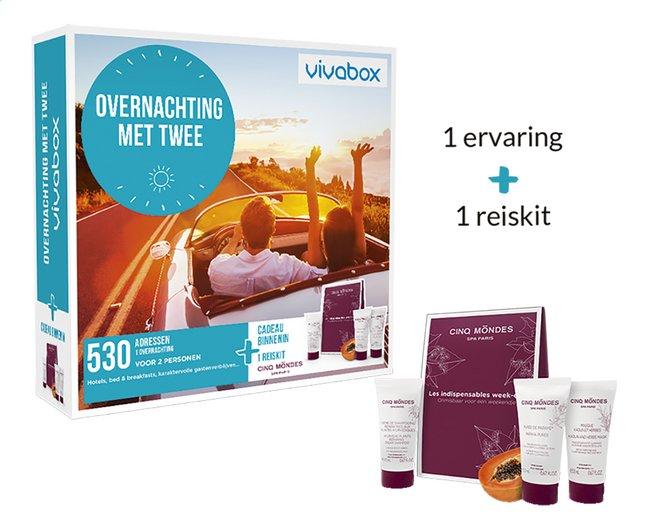 Afbeelding van Vivabox Overnachting Met Twee from DreamLand