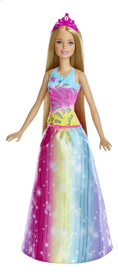 Barbie poup e mannequin dreamtopia princesse arc en ciel - Barbie en princesse ...