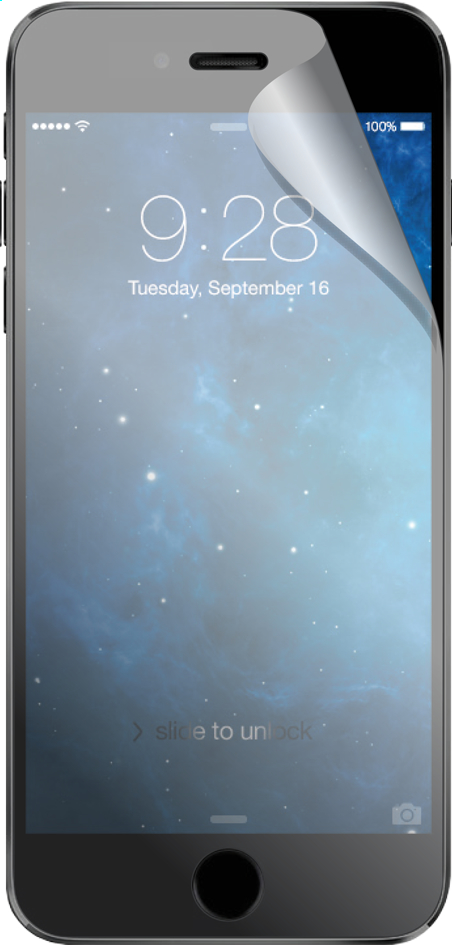 Afbeelding van Bigben 2 schermbeschermers voor iPhone 6 from DreamLand