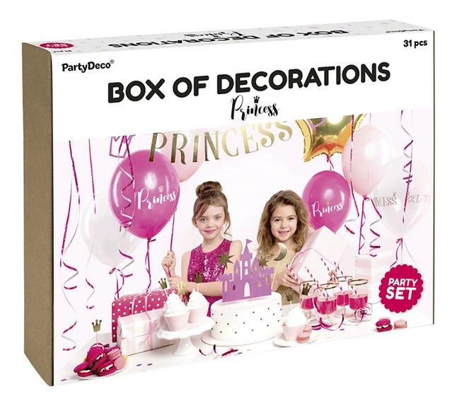 Afbeelding van Party set Princess from DreamLand