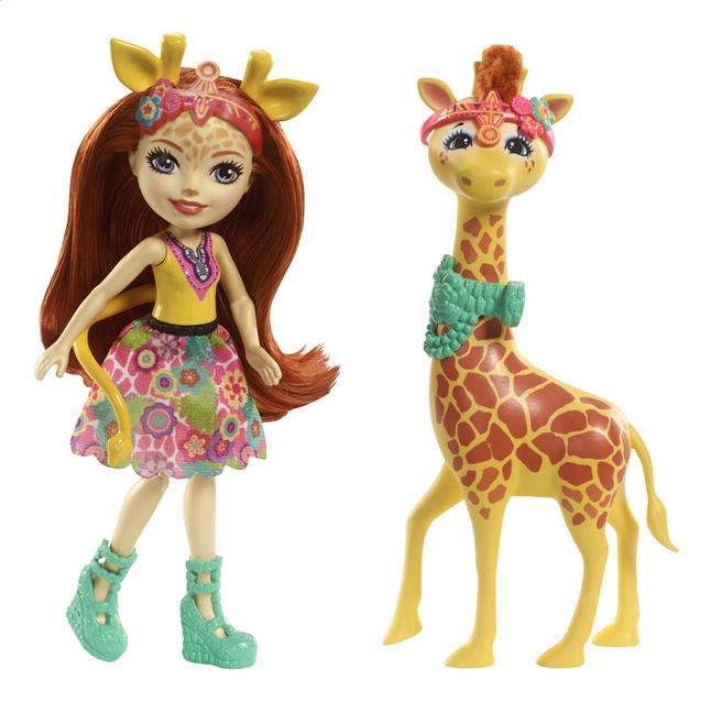 Image pour Enchantimals figurine Gillian Giraphe à partir de DreamLand
