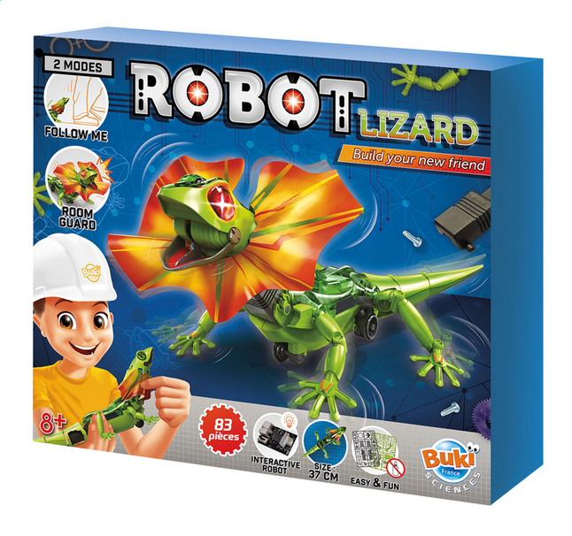 Afbeelding van Buki France Robot Lizard from DreamLand
