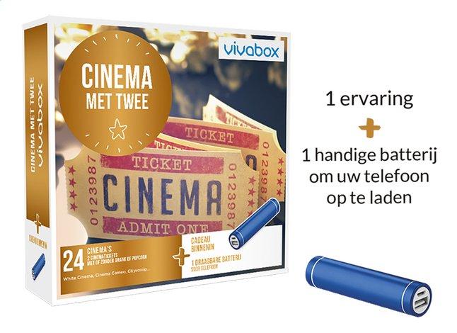 Afbeelding van Vivabox Cinema Met Twee from DreamLand
