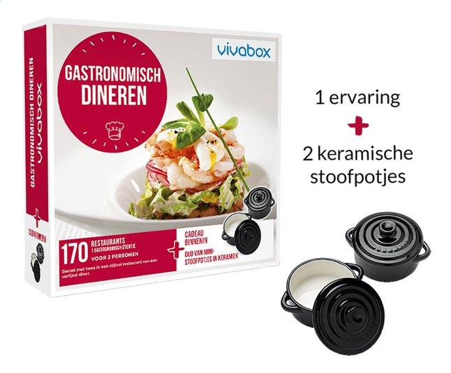 Afbeelding van Vivabox Gastronomisch Dineren from DreamLand