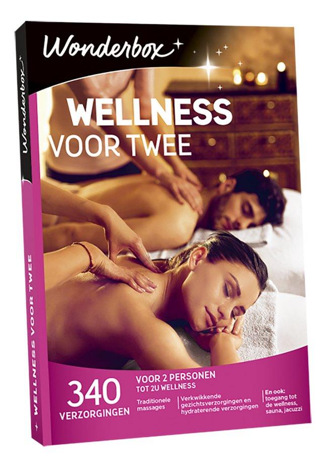 Afbeelding van Wonderbox Wellness voor twee from DreamLand