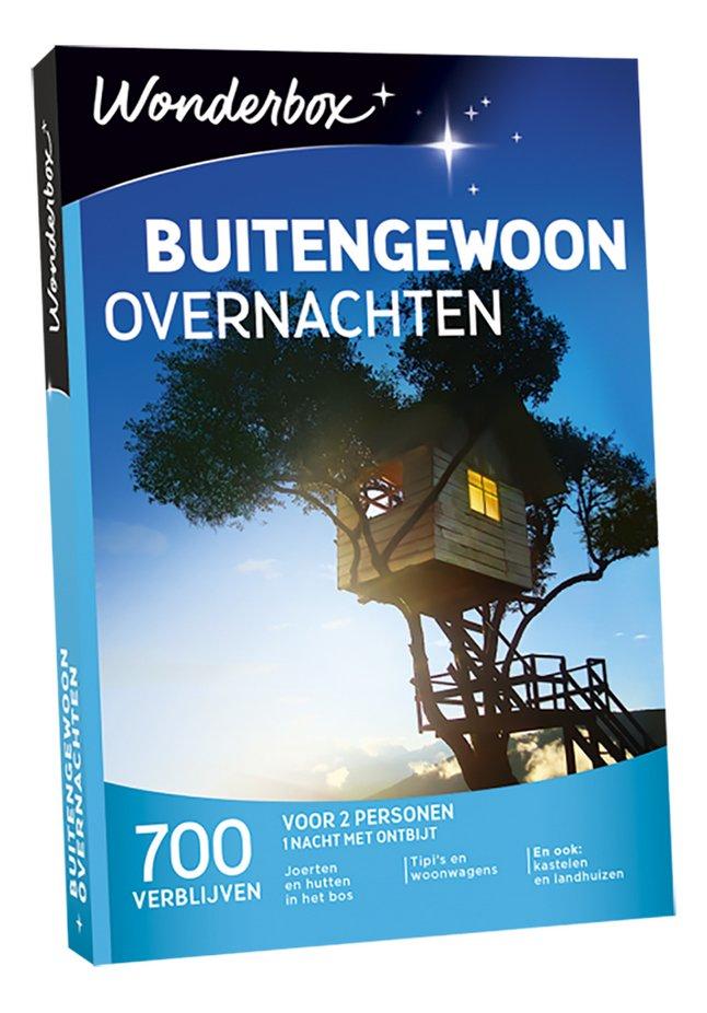 Afbeelding van Wonderbox Buitengewoon overnachten from DreamLand