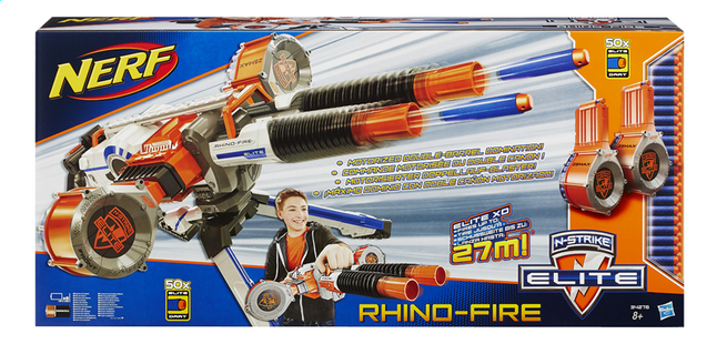 Afbeelding van Nerf blaster Elite N-Strike Rhino-Fire from DreamLand