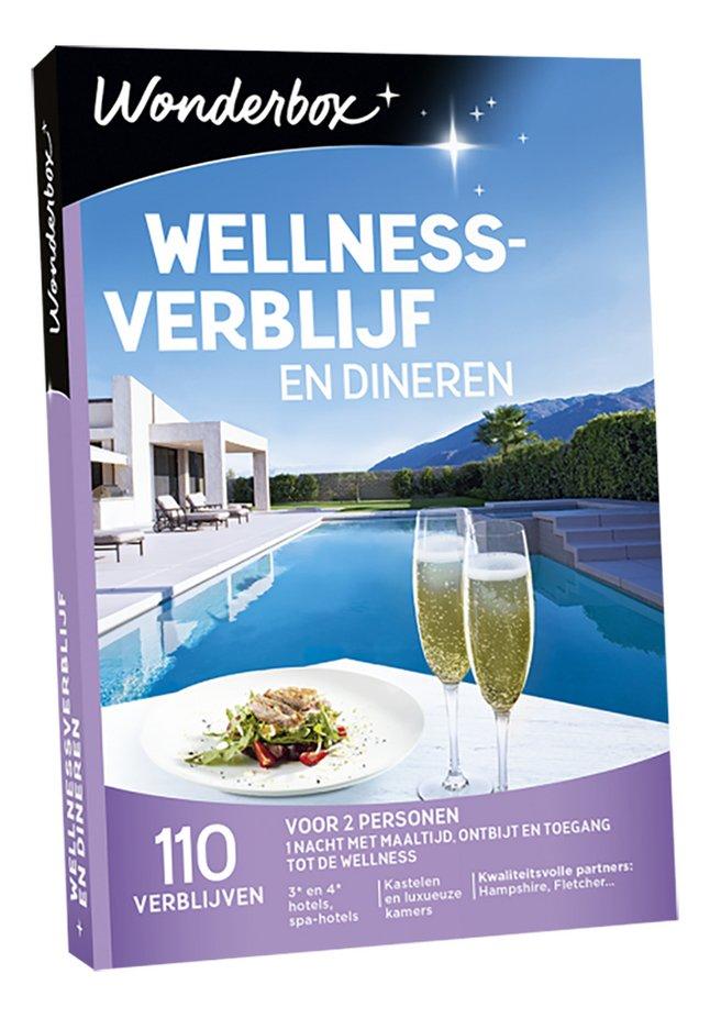 Afbeelding van Wonderbox Wellnessverblijf en dineren from DreamLand