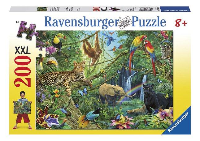 Image pour Ravensburger puzzle Animaux de la jungle à partir de DreamLand