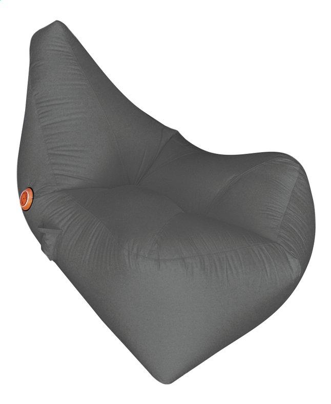 Afbeelding van Sunvibes opblaasbare zetel Travel Chair grijs from DreamLand