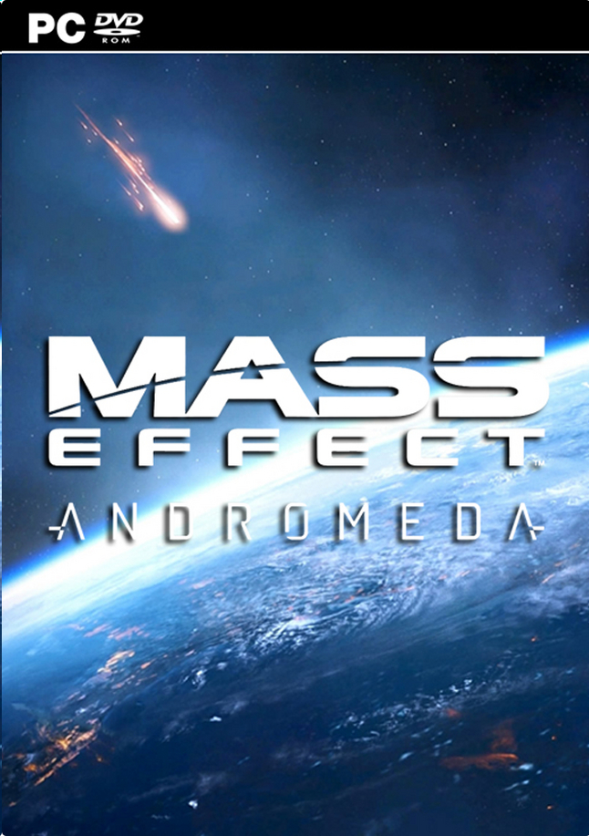 Afbeelding van Pc Mass Effect: Andromeda ENG/FR from DreamLand
