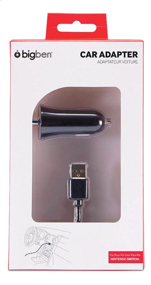 bigben autolader USB-C 12-24V voor Nintendo Switch