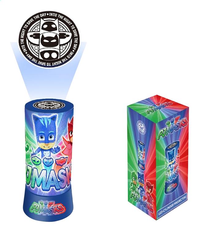 Afbeelding van Nachtlampje/projector PJ Masks from DreamLand