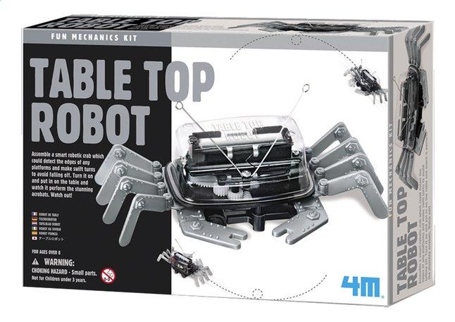 Afbeelding van 4M Fun Mechanics Tafelrobot from DreamLand
