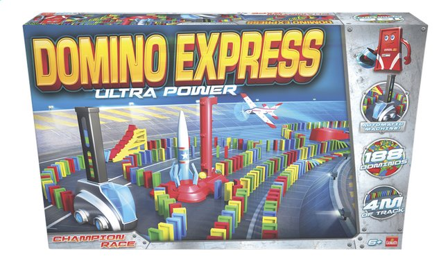 Afbeelding van Domino Express Ultra Power from DreamLand