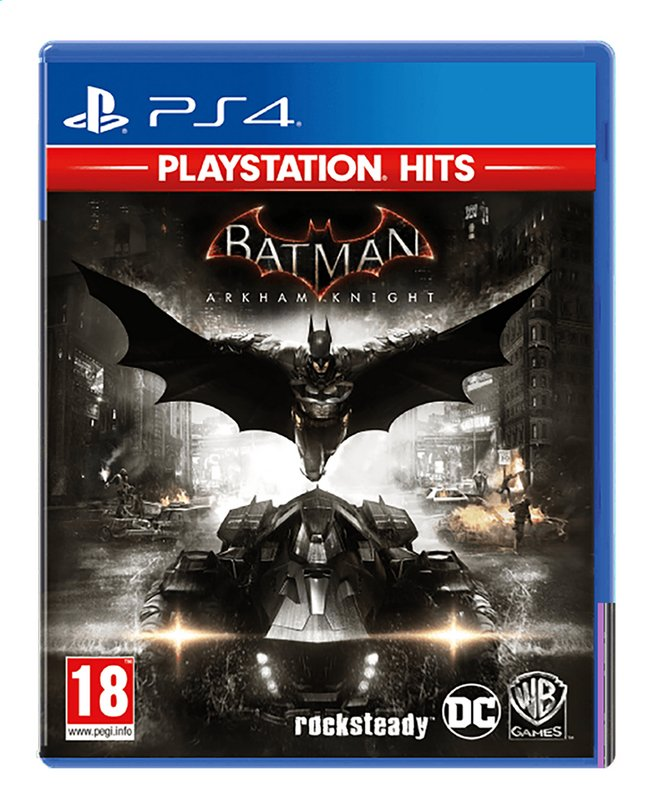 Afbeelding van PS4 Batman Arkham Knight - PlayStation Hits ENG/FR from DreamLand
