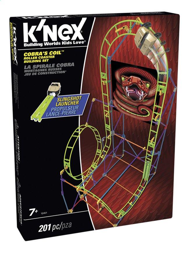 Afbeelding van K'nex Cobra's Coil from DreamLand