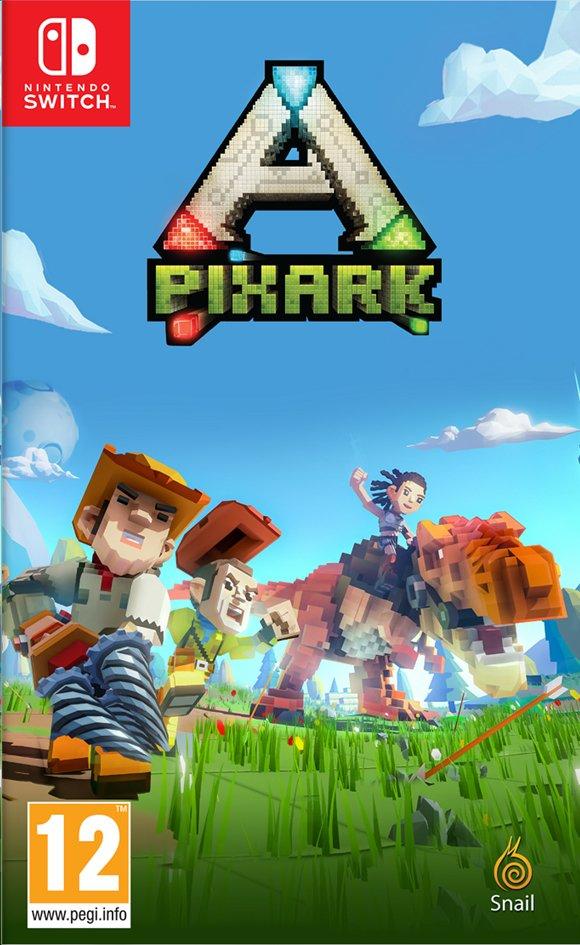 Nintendo Switch PixARK ANG/FR