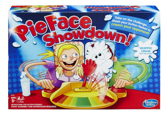 Afbeelding van Pie Face Showdown from DreamLand