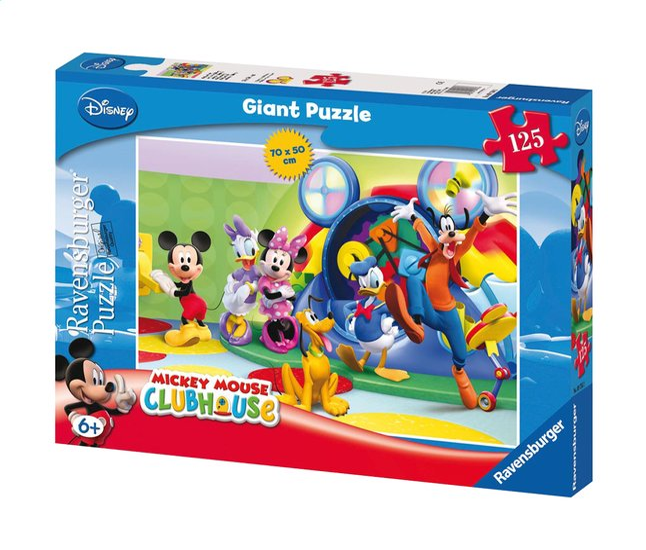 Image pour Ravensburger puzzle La soirée de Mickey à partir de DreamLand