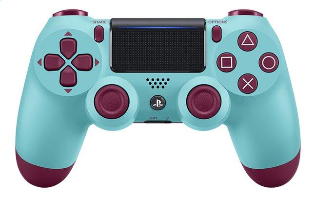Image pour Sony manette PS4 Dualshock 4 Berry Blue à partir de DreamLand