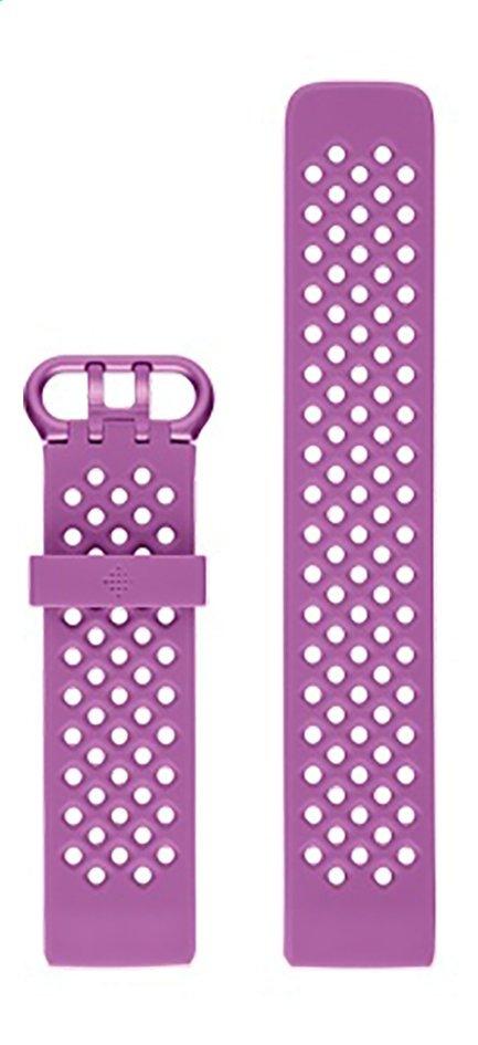 Image pour Fitbit bracelet sport pour Charge HR 3 S violet à partir de DreamLand